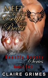 Beastly Beauty 1 2 3 Bundle shifter series sets 250h
